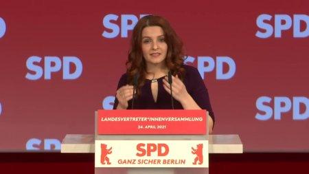 Candideaza pentru un mandat in Bundestag: O romanca la alegerile din Germania (VIDEO)