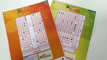 Rezultate Loto 6/49 si Joker din 23 septembrie 2021