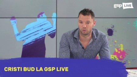 Cristian Bud la GSP Live » Urmareste emisiunea AICI