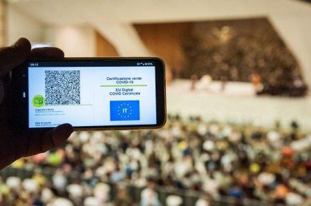 Angajatii din Italia au nevoie de cerificatul digital COVID pentru a merge la locul de munca
