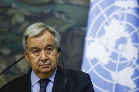 ANTONIO GUTERRES:  and #39; and #39;Cei cinci membri permanenti ai Consiliului de Securitate al ONU doresc cu totii un Afganistan stabil'