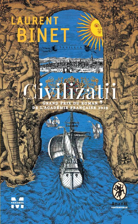 O carte pe zi: Civilizatii de Laurent <span style='background:#EDF514'>BINE</span>t