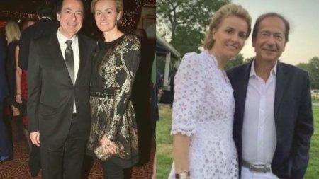 O <span style='background:#EDF514'>ROMANCA</span> din Galati este pe cale sa devina miliardara, in urma divortului de sotul american, dupa 20 de ani de casnicie