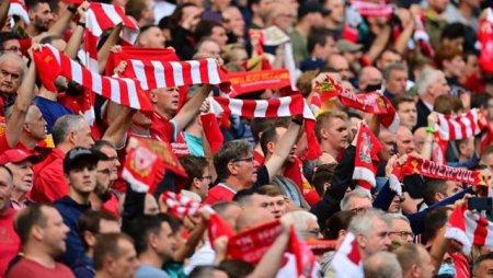 Bucurie pe stadioanele din Anglia. O interdictie care dateaza din 1989 va fi anulata in 2022