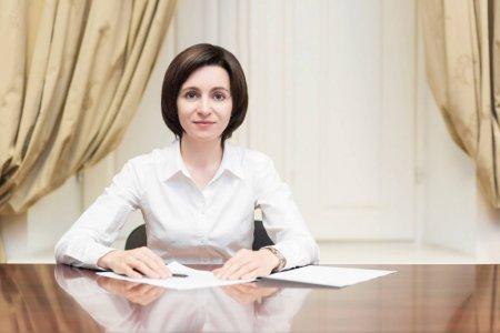 Maia Sandu: Escrocii au folosit R. Moldova ca tara de tranzit pentru a spala bani