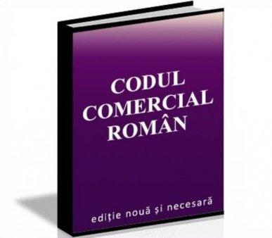 CONFERINTA UTILITATEA UNUI NOU COD COMERCIAL PENTRU ROMANIA Piperea: 'Un nou Cod comercial - necesar pentru asigurarea continuitatii activitatii economice'