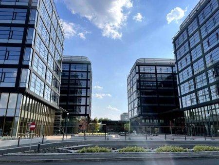 Portland Trust anunta finalizarea proiectului J8 Office Park