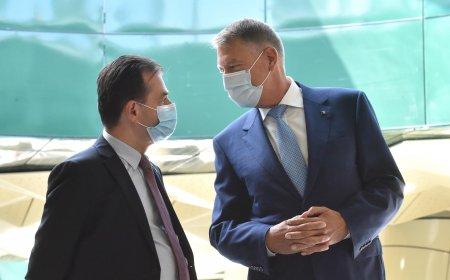 Orban, despre anuntul lui Iohannis: Ar fi neconstitutional