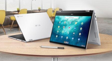 Review ASUS Chromebook Flip CX5 (CX5500FE): Puternic, simplu si elegant