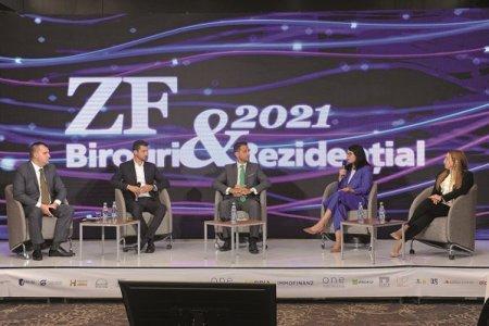 Conferinta Birouri si Rezidential 2021. Vanzarile de locuinte au accelerat in 2021, dezvoltatorii mizeaza pe proiecte mixte care sa atraga cerere noua atat pentru rezidential cat si pentru birouri