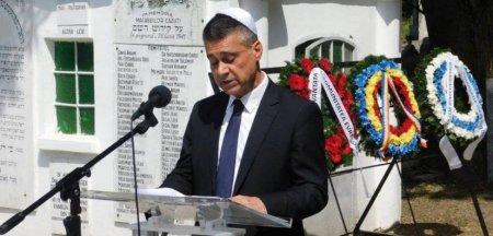Ambasadorul I<span style='background:#EDF514'>SRAE</span>lului, despre scandalul antisemit: Il invit pe dl. prof. Valentin Ciorbea sa ma insoteasca in locurile unde comunitatile evreiesti au fost torturate