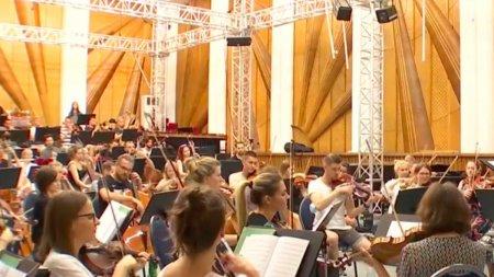 Spectatorii Festivalului Enescu se pot <span style='background:#EDF514'>TEST</span>a la Sala Palatului.Toti spectatorii care au cumparat bilete beneficiaza de tarif promotional