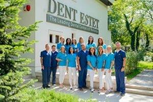 DENT ESTET, parte a grupului MedLife, reconfirma pozitia de lider al pietei de servicii stomatologice din Romania, anuntand o crestere de 60% a cifrei de afaceri in primul semestru din acest an fata de aceeasi perioada a anului trecut