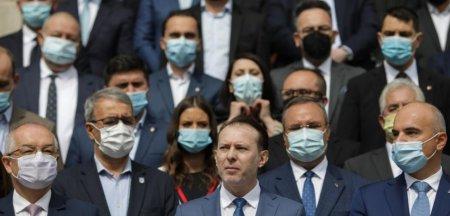 SURSE Cum arata echipa de conducere sustinuta de Florin Citu pentru Biroul Executiv. Rares Bogdan, Flutur si Bode, printre prim-vicepresedinti