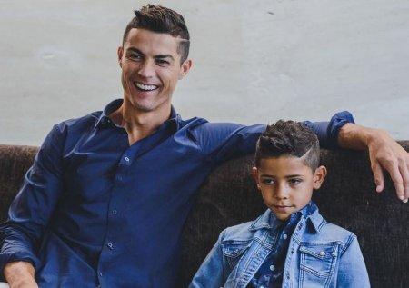 Reactia fiului lui Cristiano Ronaldo cand l-a vazut pe Messi: A fost un moment foarte amuzant