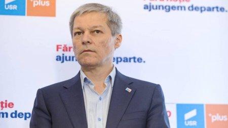 Dacian Ciolos, dupa victoria in primul tur al alegerilor USR-PLUS:
