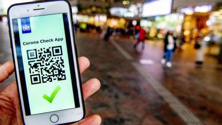 Certificatul verde va fi introdus in Capitala de vineri noapte