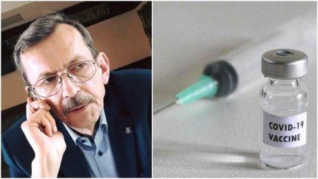 Controverse mari privind a treia doza de vaccin. Teoria epidemiologului Emilian Popovici