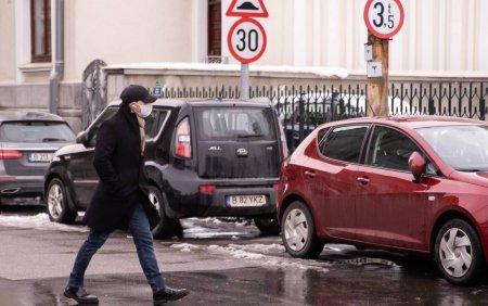 Surse: Incident auto cu o masina din coloana oficiala a premierului Citu, la Valcea