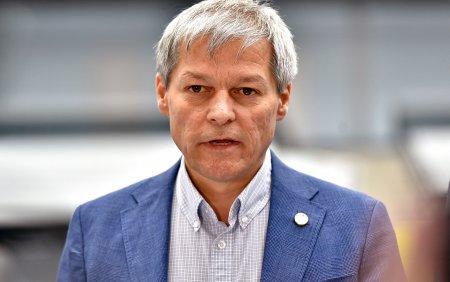 Ciolos promite ca va demisiona in 2023 daca va fi ales acum presedinte al USR-PLUS