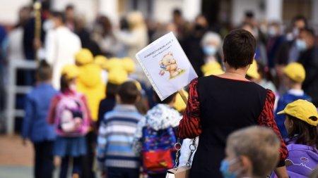 Cum arata chestionarul pentru vaccinarea elevilor minori, lansat de Ministerul Educatiei