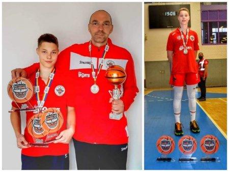 Viitoare vedeta? >> Un junior de la ACS Transilvania Brasov transferat de Partizan Belgrad
