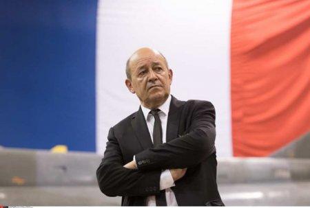 Jean-Yves Le Drian: Restabilirea increderii in relatia dintre Franta si SUA va necesita timp