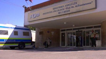 Resuscitare pentru Sanatate. Sectii nerenovate de 30 de ani la Institutul Oncologic Bucuresti