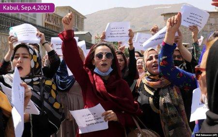 Activista din Afganistan, pentru Libertatea: Fata moderata a talibanilor e temporara. Deja au revenit la metodele lor medievale