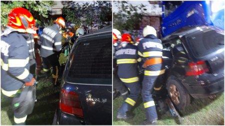 Accident tragic in judetul Caras-Severin! Patru oameni si-au pierdut viata