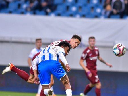 Cupa Romaniei | CS U Craiova - CFR Cluj 1-0. Oltenii, ultimii calificati in optimile competitiei