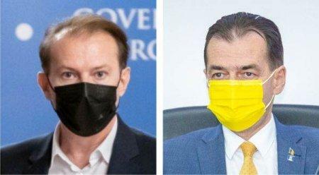 SOARTA COALITIEI DE GUVERNARE, LA MANA DELEGATILOR PNL Dans in doi, cu Ludovic Orban si Florin Citu