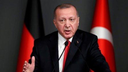 VIDEO| Recep Tayyip Erdogan, nemultumit de relatiile Turciei cu Statele Unite: 'Washingtonul trebuie sa coopereze'