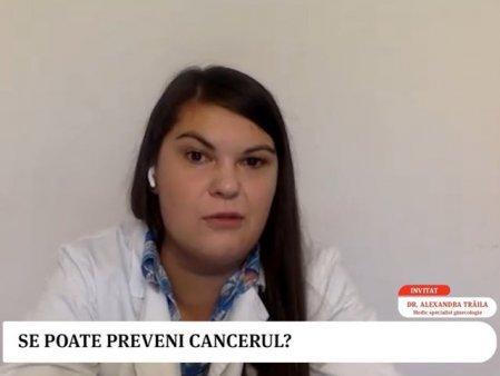 Healthcare Trends, LIVE, ora 13:00. Ce trebuie sa stii despre HPV, un virus de temut, ce duce la <span style='background:#EDF514'>CANCER DE COL</span> uterin. Alexandra Traila, medic specialist ginecolog, ofera sfaturi