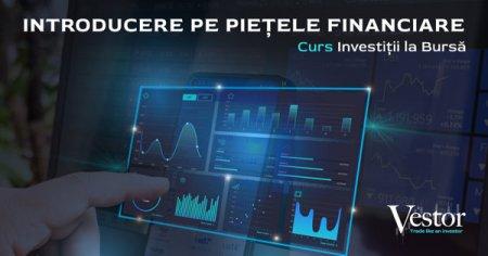 (P) Invata sa investesti pe bursa in plina pandemie, cu ajutorul platformei de cursuri Vestor