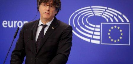 Separatia��stul catalan Carles Puigdemont, arestat in Italia. Guvernul spaniol il acuza de razvratire