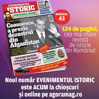 Ceausescu a prezis dezastrul din Afganistan! Descopera dezvaluiri inedite in noul numar Evenimentul Istoric