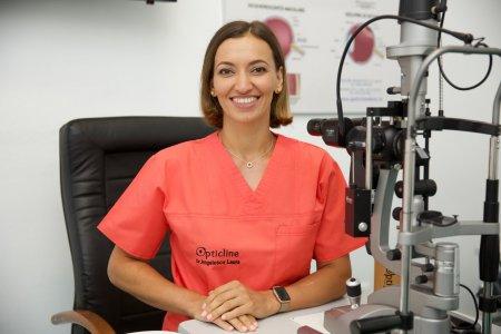 Empatie pentru pacienti si seriozitate – reteta de succes a OpticLine-Dr. Angelescu