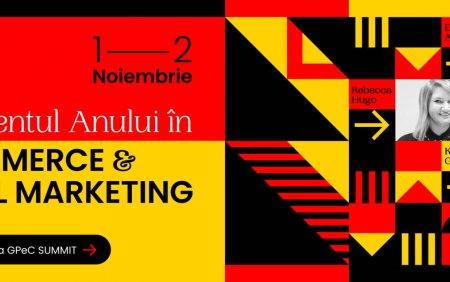 Evenimentul Anului in E-Commerce & Digital Marketing are loc in format hi<span style='background:#EDF514'>BIRD</span>. Ce ne-a pregatit anul acesta GPeC SUMMIT