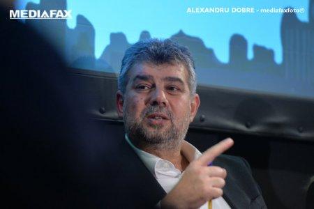 Marcel Ciolacu, la adresa liberalilor: Le spun clar, sa nu se mai chinuie, Guvernul Citu va fi trimis acasa