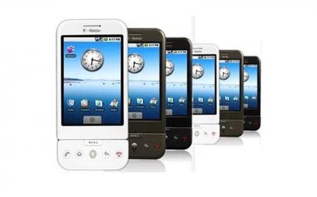 S-au implinit 13 ani de la lansarea primului telefon cu Android: T-Mobile G1