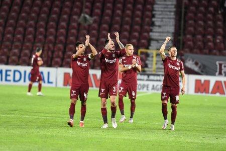 CFR Cluj pregateste trei transferuri in perioada urmatoare