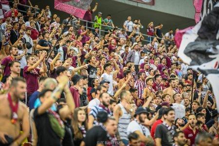 Rapid - FC Voluntari (20:00). Ilfovenii au castigat ultimele trei meciuri in campionat | Doar 30% prezenta pe Arena Nationala din cauza noului val de covid