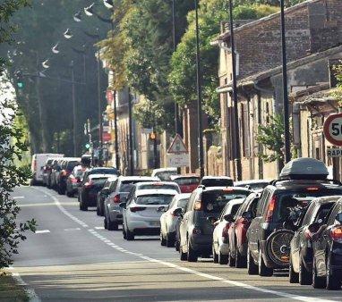 Romania, pe ultimul loc in UE la numarul de autoturisme raportat la populatie