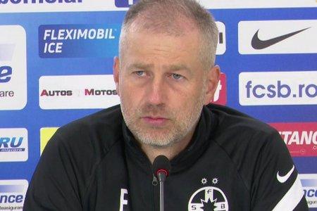 Edi Iordanescu n-a trecut peste supararea de la Hunedoara: Greseli de neacceptat! Eu nu lucrez cu jumatati de masura + cere ca FCSB sa joace in Ghencea!