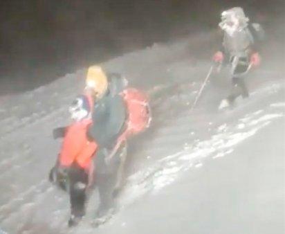 Cinci alpinisti au murit in Rusia, dupa ce au fost surprinsi de o furtuna de zapada pe muntele Elbrus