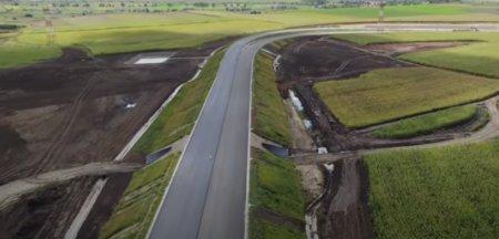 Autostrada Transilvania: Cum arata primul lot, care ar putea fi dat in folosinta in 2021. Imagini spectaculoase VIDEO