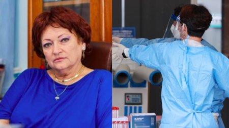 Dr. <span style='background:#EDF514'>MONIC</span>a Pop: Toti vaccinatii se pot infecta si pot transmite. Certificatul verde este o chestie politica, nu medicala