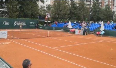 Buzarnescu, in semifinale la Valencia