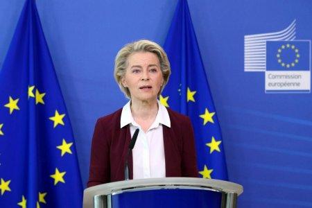Ursula von der Leyen, sefa Comisiei Europene, vine in Romania pentru a prezenta evaluarea PNRR